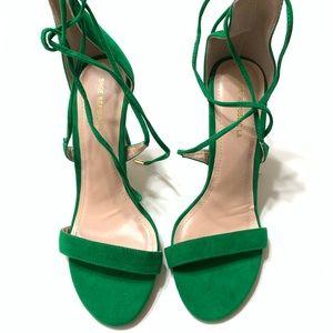 Shoe Republica strappy heels sz 9